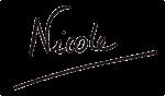 Leev Makelaardij - Leef jouw droom! - Handtekening Nicole Pelzer